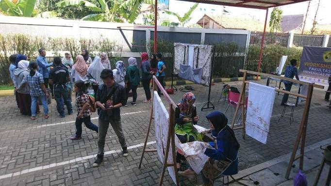 pameran batik unikal